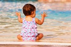 baby veilige zonnebrand veilig